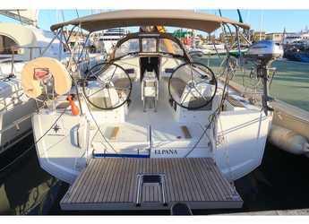 Chartern Sie segelboot in Marina del Sur. Puerto de Las Galletas - Sun Odyssey 349