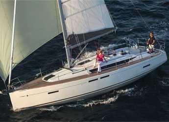 Rent a sailboat in Marina Frapa - Sun Odyssey 419 (3Cab)