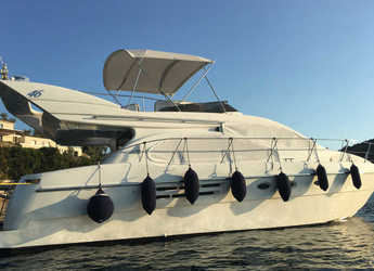 Chartern Sie motorboot in Lefkas Nidri - Azimut 46