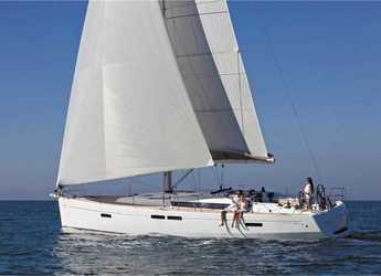 Rent a sailboat in Pula - Sun Odyssey 479 (4Cab)