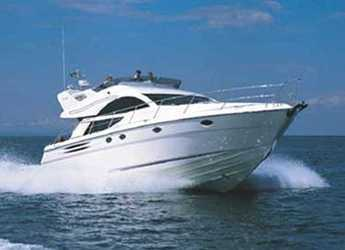 Rent a yacht in Marina Mandalina - Fairline Phantom 50