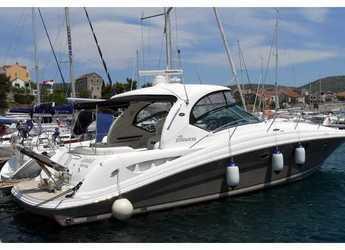 Louer yacht à Sibenik - Sea Ray 455 Sundancer