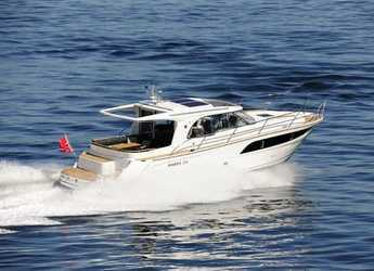 Rent a yacht in Marina Mandalina - Marex 375