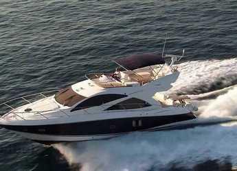 Rent a yacht in Marina Mandalina - Sunseeker Manhattan 60