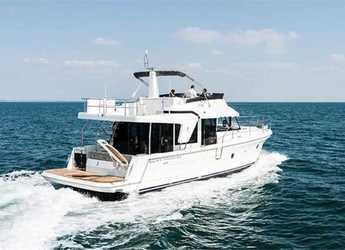 Rent a yacht in Marina Mandalina - Beneteau Swift Trawler 47