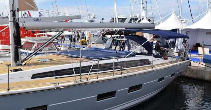 Rent a sailboat in Split (ACI Marina) - D & D Kufner 54 (5Cab)