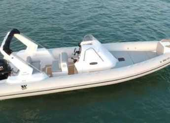 Rent a dinghy in Marina Botafoch - Tiger Marine 850 Top Line