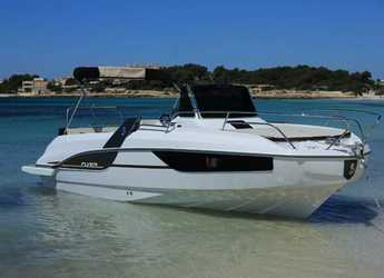 Rent a motorboat in Marina Ibiza - Beneteau Flyer 7.7