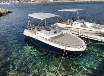 Rent a motorboat in Marina Ibiza - Cap Camarat 6.5 WA