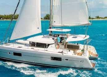 Louer catamaran à Porto Capo d'Orlando Marina - Lagoon 42 3 cab