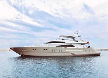Rent a yacht in Club Marina - Erdogan