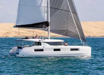 Rent a catamaran in Marina Le Marin - Lagoon 46