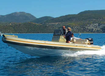 Chartern Sie motorboot in Port of Lefkada - Fost Obssesion 740