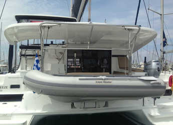 Rent a catamaran in Preveza Marina - Lagoon 42