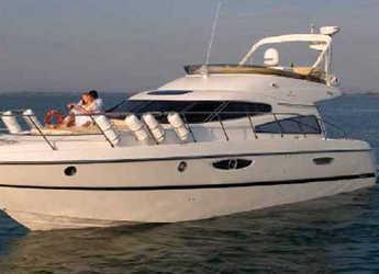 Rent a yacht in Alimos Marina Kalamaki - Cranchi Atlantique 50