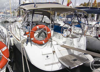 Rent a sailboat in Puerto Deportivo Radazul - Sun Odyssey 439