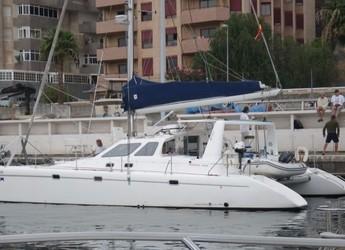 Alquilar catamarán en Marina Cienfuegos - Voyage 440