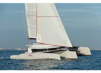Rent a catamaran in Veruda - Neel 45