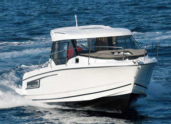 Rent a motorboat in Marina Zadar - Merry Fisher 795