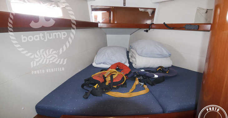 Alquilar velero en Marina del Sur. Puerto de Las Galletas - Oceanis 40