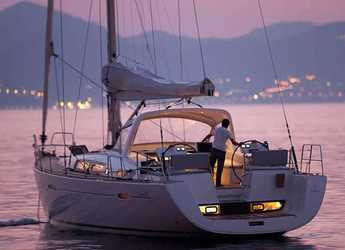 Rent a sailboat in Marina di Portorosa - Oceanis 58 Exclusive