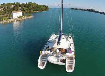 Rent a catamaran in Marina Gouvia - Privilege 37