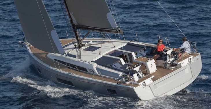 Rent a sailboat in Marina Cala D' Or - Oceanis 51.1