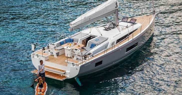 Rent a sailboat in Marina Cala D' Or - Oceanis 46.1