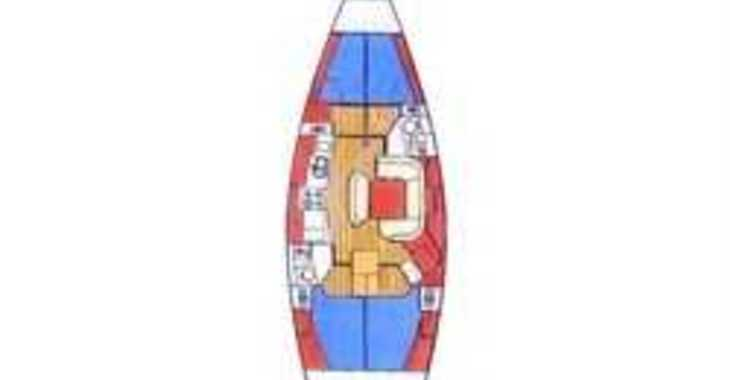 Rent a sailboat in Porto Palermo - Sun Odyssey 45.2 (4Cab)