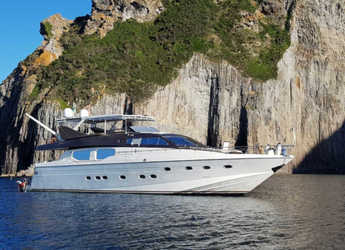 Chartern Sie yacht in Marina di Cannigione - Rizzardi Posillipo Technema 80