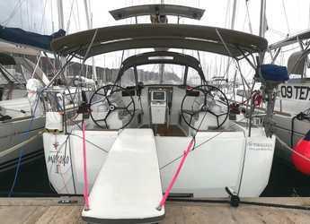 Chartern Sie segelboot in Marina di Scarlino - Sun Odyssey 419
