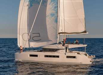 Rent a catamaran in Eden Island Marina - Lagoon 50