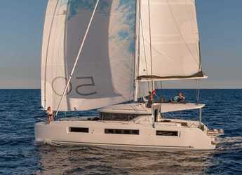 Louer catamaran à Eden Island Marina - Lagoon 50
