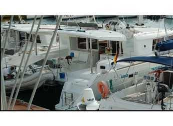 Rent a catamaran in Marina Bas du Fort - Lagoon 450