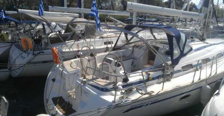 Rent a sailboat in Alimos Marina Kalamaki - Bavaria 46