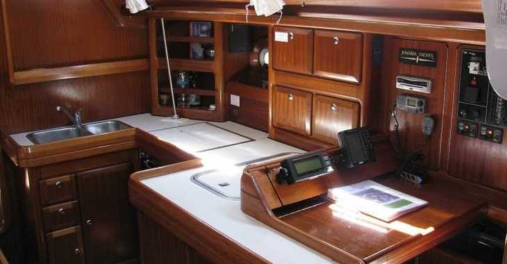 Rent a sailboat in Alimos Marina Kalamaki - Bavaria 50 (cabin charter)
