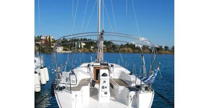 Rent a sailboat in Marina Gouvia - Bavaria Cruiser 33