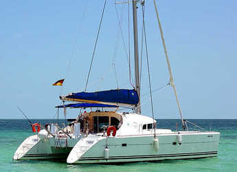 Rent a catamaran in Marina Cienfuegos - Lagoon 410