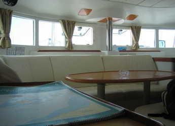 Alquilar catamarán Lagoon 410 en Marina Cienfuegos, Cienfuegos