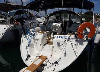 Rent a sailboat in Marina Gouvia - Bavaria 40