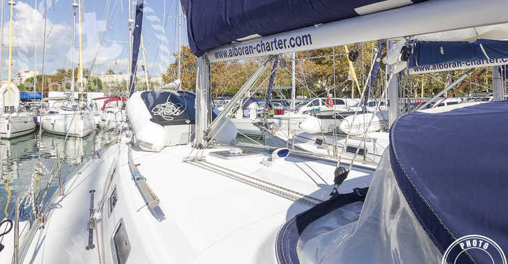 Rent a sailboat Cyclades 43.4 in Puerto Deportivo Radazul, Tenerife