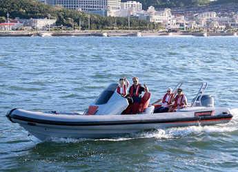 Rent a motorboat in Marina Kornati - Highfield Sport 760