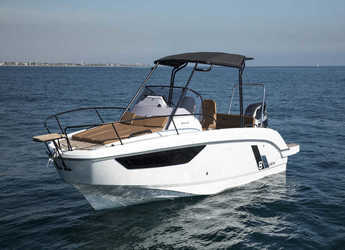 Rent a motorboat in Veruda - Beneteau Flyer 8 SUNdeck
