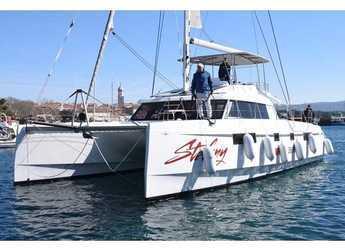 Rent a catamaran in Punat - Nautitech 46 Fly