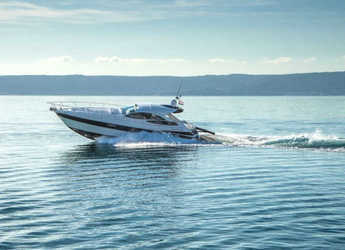Rent a yacht in Marina Kastela - Pershing 46