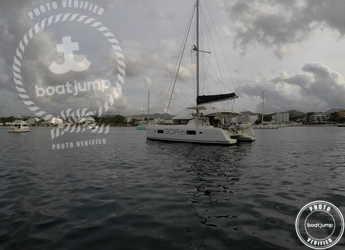 Chartern Sie katamaran in Club Náutico Ibiza - Lagoon 42