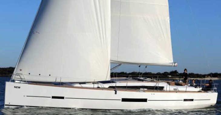 Rent a sailboat in Marina del Sur. Puerto de Las Galletas - Dufour 512 GL