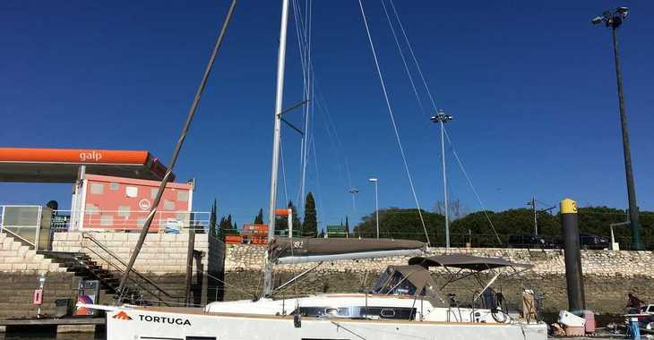 Rent a sailboat in Marina del Sur. Puerto de Las Galletas - Dufour 382 GL