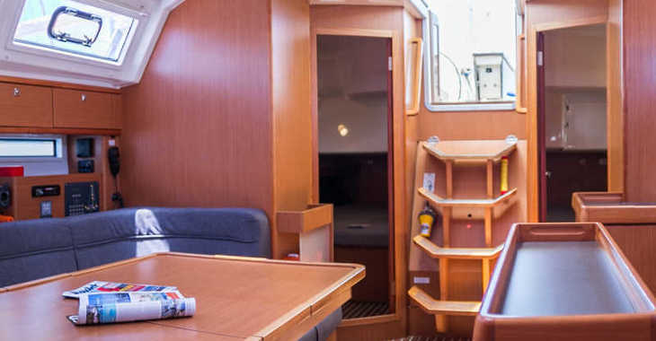 Rent a sailboat in Marina Lanzarote - Bavaria Cruiser 46