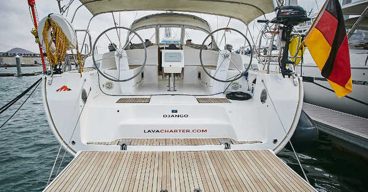 Rent a sailboat in Marina Lanzarote - Bavaria Cruiser 46